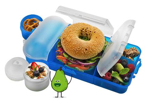 Rubbish Free Lunch Box NFD